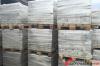 Брусчатка кирпич перфорированный серый (200*100*40)